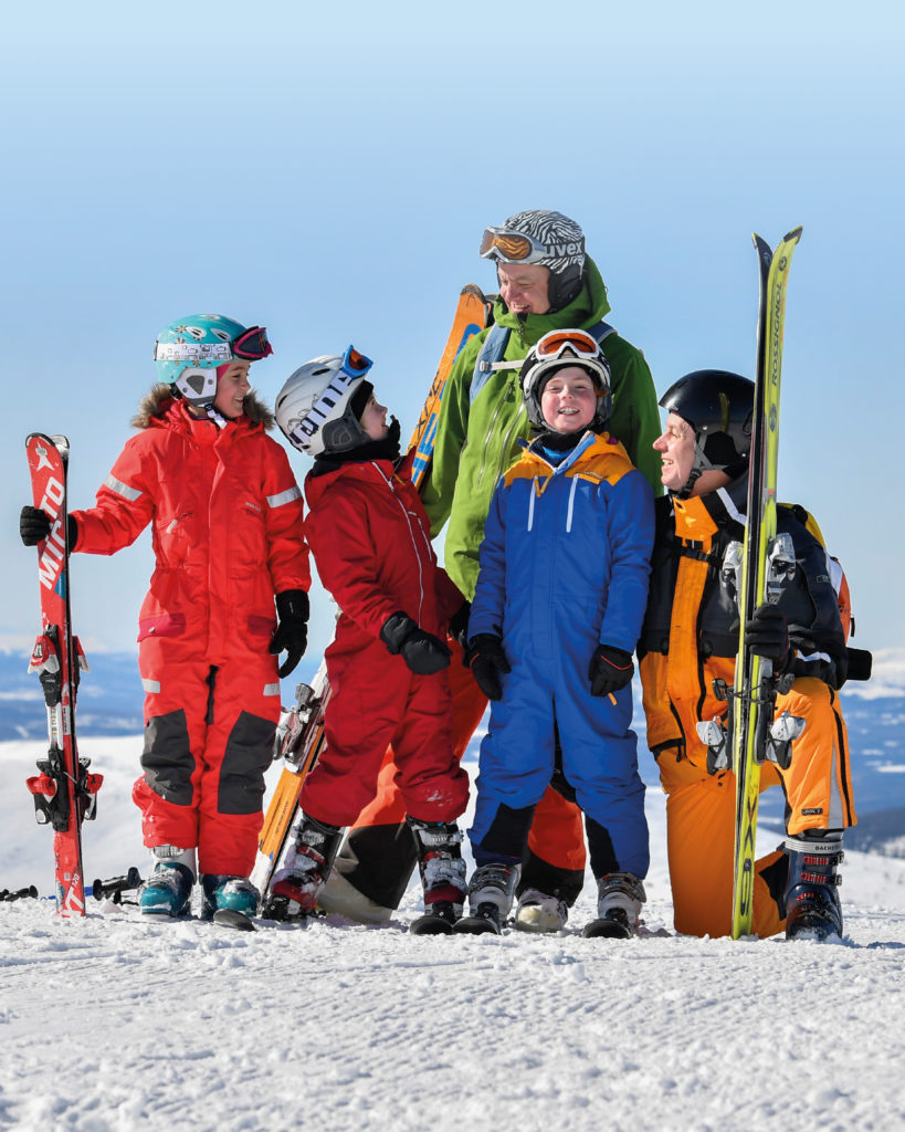 Trysil sitt skianlegg passer for hele familien - bookTrysilonline