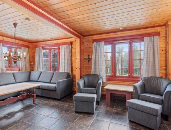 stue, leilighet i Trysil til leie, Lisetra 716A
