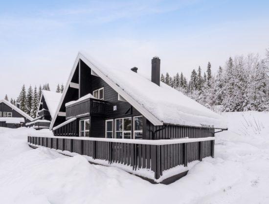 fasade, leilighet til leie i Trysil, Trysil Alpin 40A