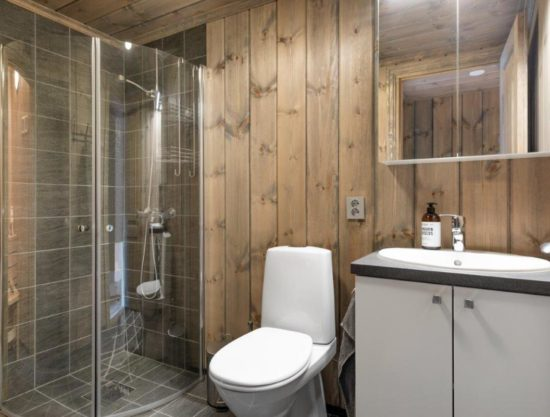 bathroom, cabin to rent in Trysil, Skurufjellet 1101D
