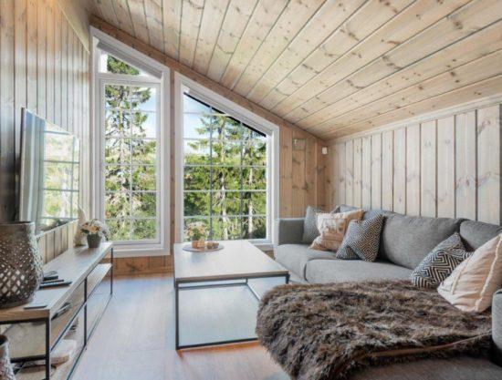 stue, hytte i Trysil til leie, Skurufjellet 1101D