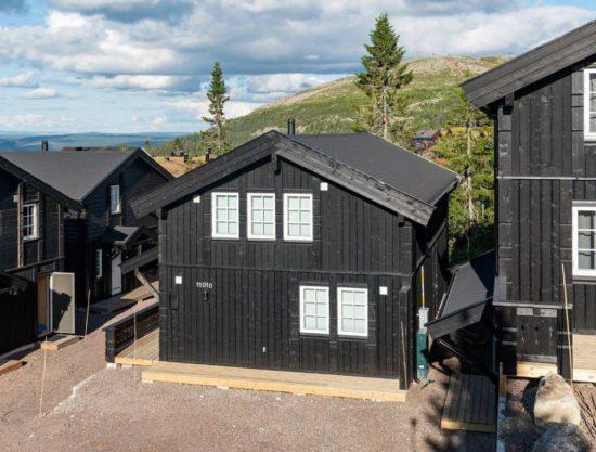 outside, cabin to rent in Trysil, Skurufjellet 1101D