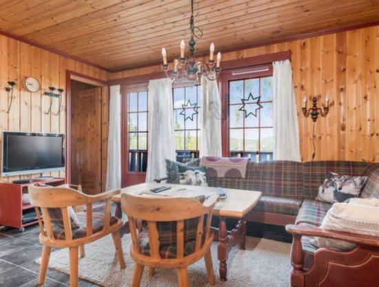 stue, leilighet i Trysil til leie, Litunet 721F