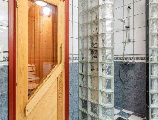 bad og dusjsone, leilighet i Trysil til leie, Litunet 721F