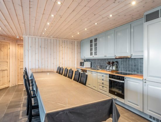 kitchen, apartment to rent in Trysil, Ugla 917
