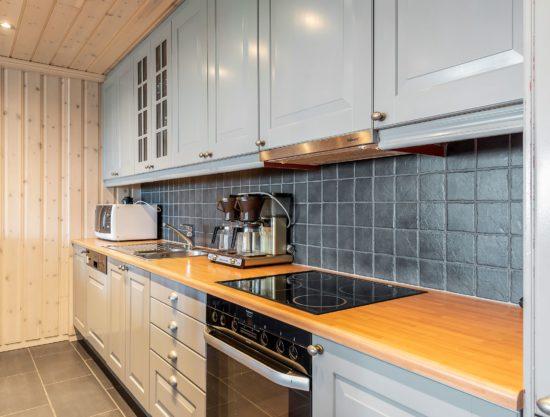 kjøkken, leilighet i Trysil til leie, Ugla 917