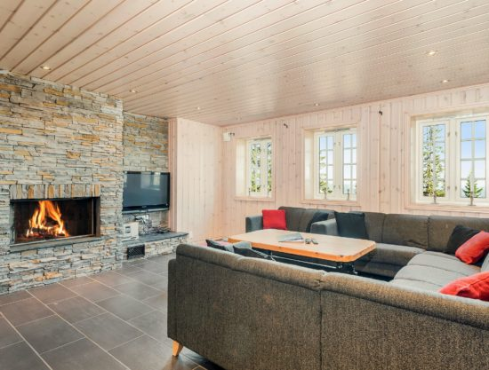 livingroom, apartment to rent in Trysil, Ugla 917