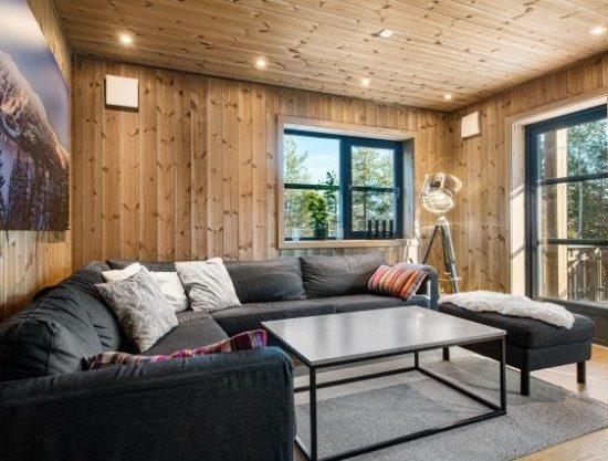stue, leilighet til leie i Trysil, Trysiltunet 18B