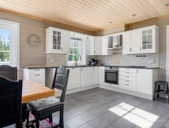 Bilde av kjøkken, hytte i Trysil, Håvi 868