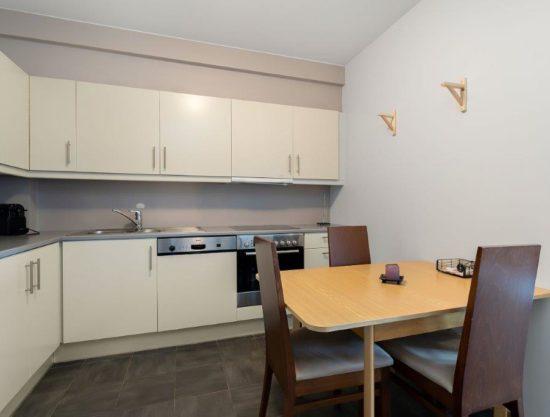 kitchen, apartment to rent in Trysil, Trysil Høyfjellsgrend 14