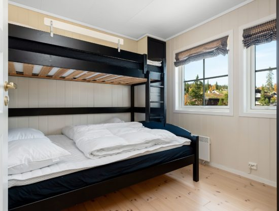soverom, leilighet i Trysil til leie, Utsikten 787A