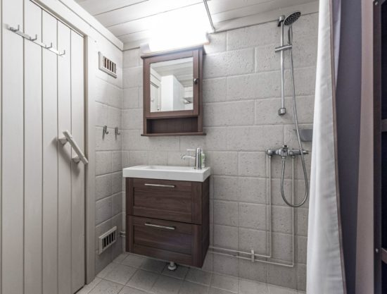 bathroom, apartment to rent in Trysil, Drengestue 1105C