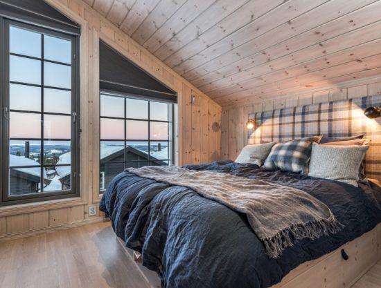 Bilde av soverom - Fageråsen 1107A- Lei hytte i Trysil