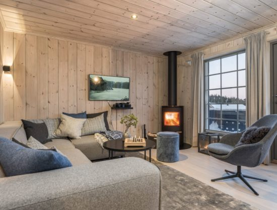 livingroom, cabin to rent in Trysil, Fageråsen 1107A