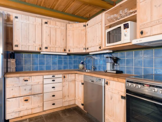 kitchen, cabin to rent in Trysil, Fageråsen 366C