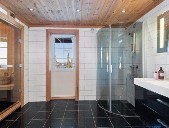 bad badstue, leilighet i Trysil til leie, Ugla 951