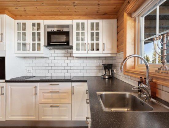 kjøkken, leilighet i Trysil til leie, Ugla 951