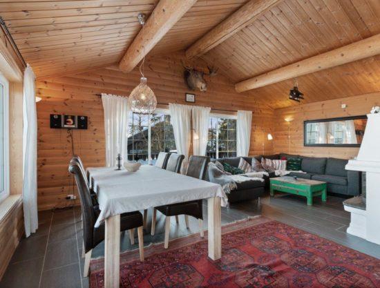 stor stue, leilighet i Trysil til leie, Ugla 951