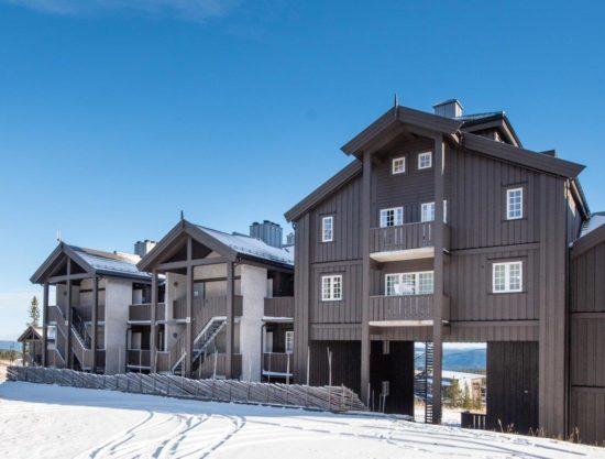 fasade, leilighet i Trysil til leie, Trysil Høyfjellsgrend 50