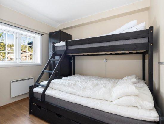 soverom, leilighet i Trysil til leie, Trysil Høyfjellsgrend 50