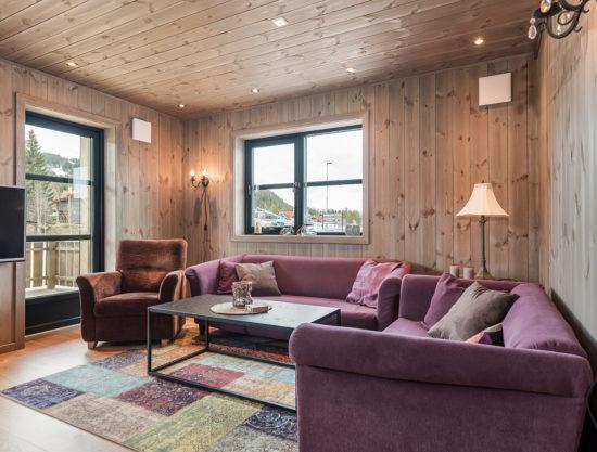 stue, leilighet til leie i Trysil, Trysiltunet 14A