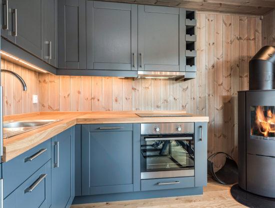 kjøkken, leilighet til leie i Trysil, Trysiltunet 14A