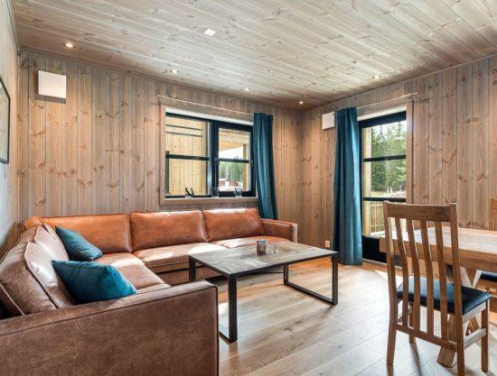 stue, leilighet til leie i Trysil, Trysiltunet 10B