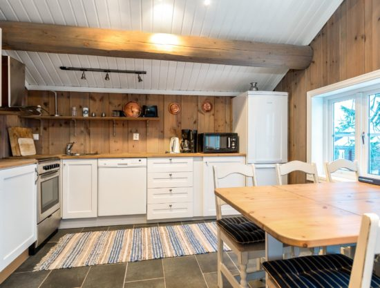 kitchen, cabin to rent in Trysil, Ugla 960B