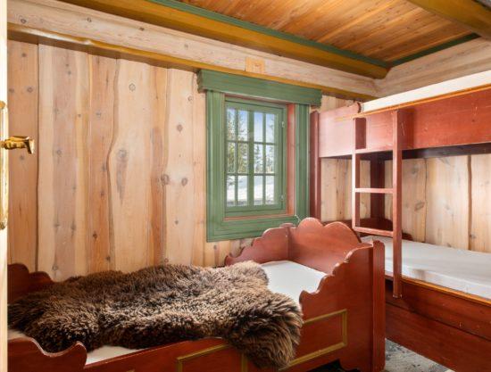 Bilde av soverom - Fageråsen 366C - Lei hytte i Trysil