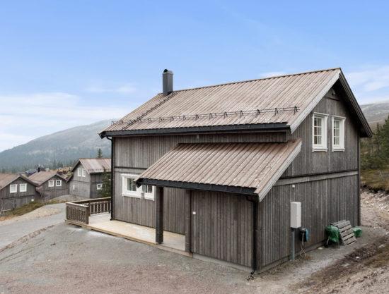 Bilde av fasade ute - Fagerhøy 1181- Lei hytte i Trysil