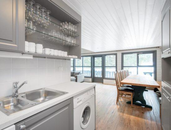 Bilde av kjøkken - Lei leilighet i Trysil - Bakkebygrenda 17A
