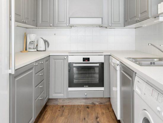 Bilde av kjøkken2 - Lei leilighet i Trysil - Bakkebygrenda 17A