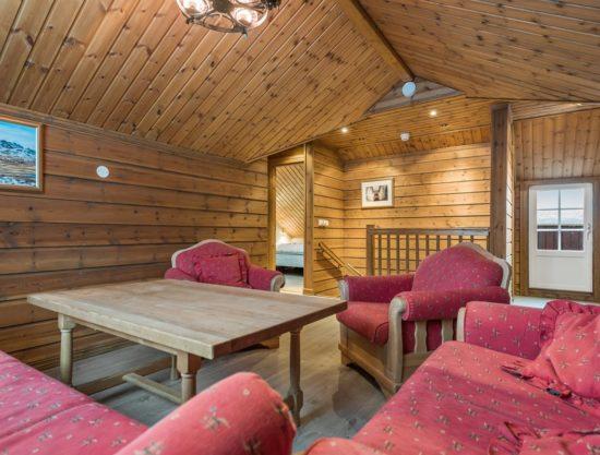 stue 2, leilighet til leie i Trysil, Knettlia 749D
