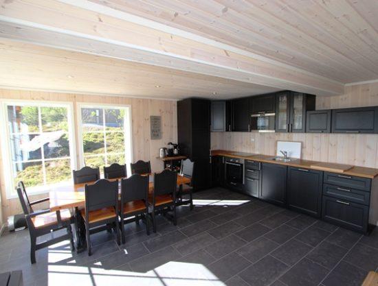 kjøkken, hytte i Trysil til leie, Trysilbua 1173