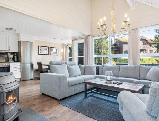 stue, leilighet til leie i Trysil, Trysil Alpin 38B