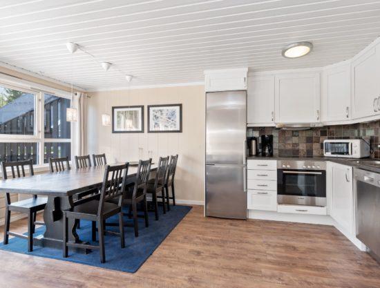 kjøkken, leilighet i Trysil til leie, Trysil Alpin 42B