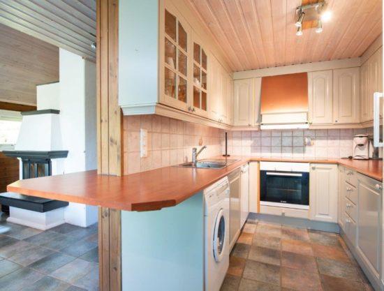 kitchen, apartment to rent in Trysil, bakkebygrenda7b