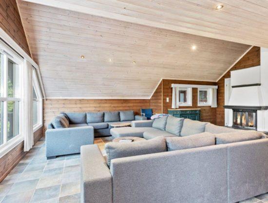 livingroom, apartment to rent in Trysil, bakkebygrenda7b