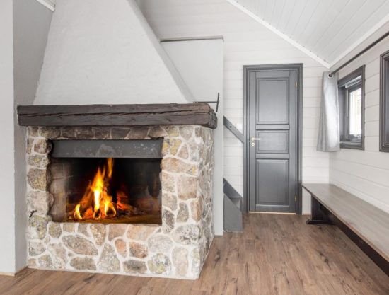 fireplace, apartment to rent in Trysil, Bakkebygrenda 22B