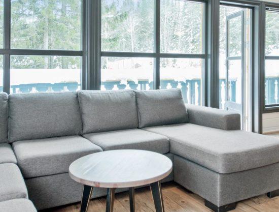 Bilde av sofa - Lei leilighet i Trysil - Bakkebygrenda 17A