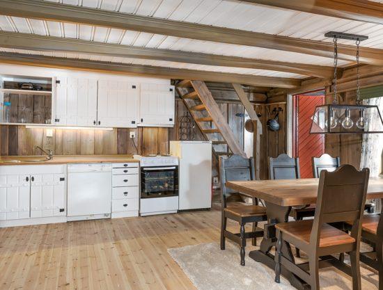 kitchen, cabin to rent in Trysil, Fageråsen 366I-sek 2