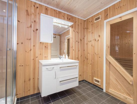 Bilde av bad - Fagerhøy 1181- Lei hytte i Trysil