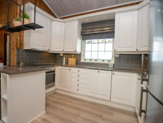 kitchen, cabin to rent in Trysil, Hytte 616