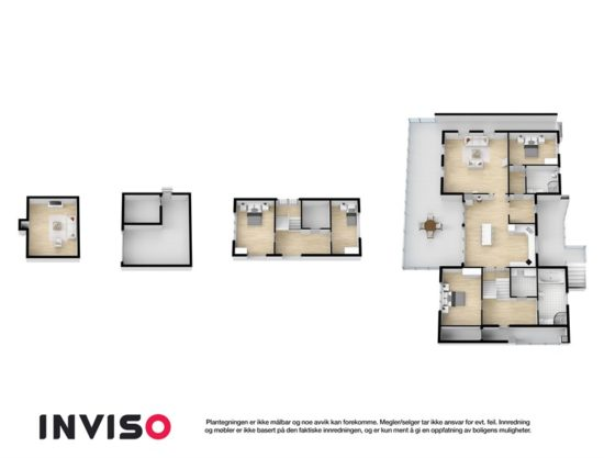 floorplan, cabin to rent in Trysil, Ugla 969