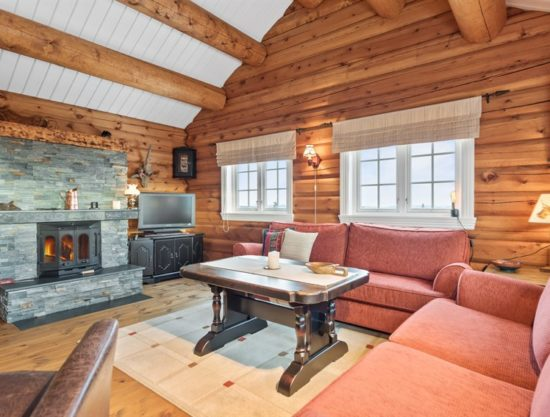 livingroom, cabin to rent in Trysil, Ugla 969