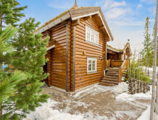 outside, cabin to rent in Trysil, Ugla 969