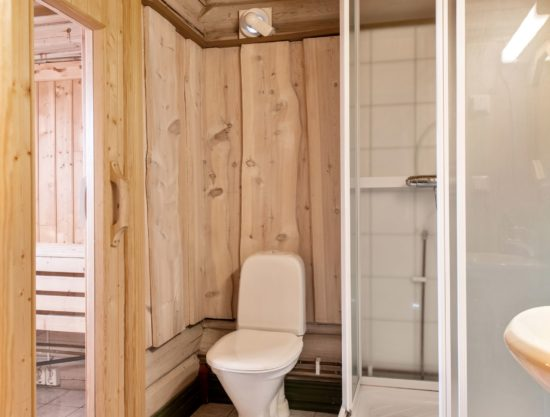 bathroom and sauna, cabin to rent in Trysil, Fageråsen 366C