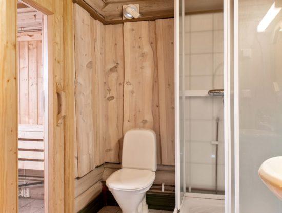 Bilde av bad med badstue - Fageråsen 366C - Lei hytte i Trysil