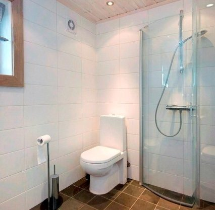bathroom, cabin to rent in Trysil, Ugla 982