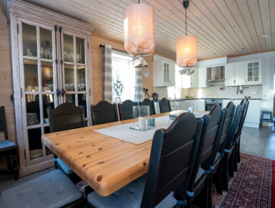 eating area, cabin to rent in Trysil, Håvi 868